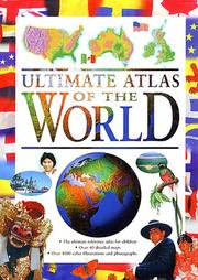 Cover of: Ultimate Atlas of the World