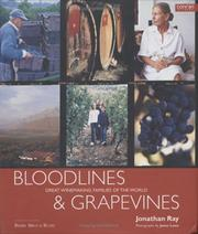 Cover of: Bloodlines and Grapevines