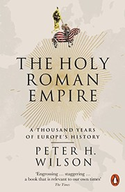 Cover of: The Holy Roman Empire