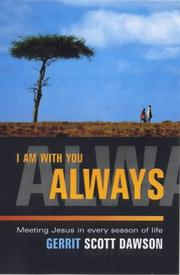 Cover of: I Am with You Always