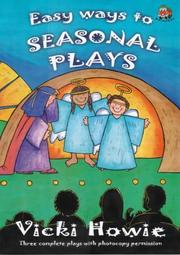 Cover of: Easy Ways to Seasonal Plays