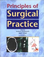 Cover of: Principles of Surgical Practice |