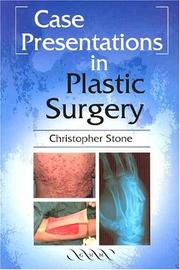 Cover of: Case Presentations in Plastic Surgery
