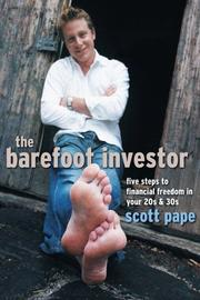 Cover of: The Barefoot Investor | Scott Pape