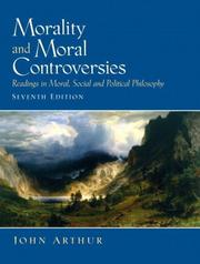 Cover of: Morality and Moral Controversies | John Arthur