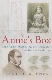 Cover of: Annie's Box