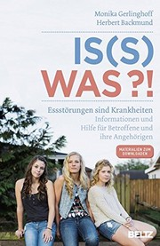Cover of: Is was!?