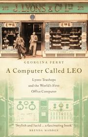 Cover of: Computer Called Leo
