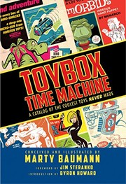 Cover of: Toybox Time Machine