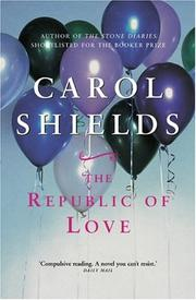 Cover of: The Republic of Love