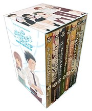 Cover of: A Silent Voice Complete Series Box Set