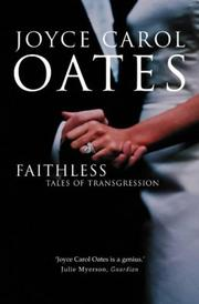 Cover of: Faithless | Joyce Carol Oates