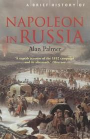 Cover of: A Brief History of Napoleon in Russia (Brief History)