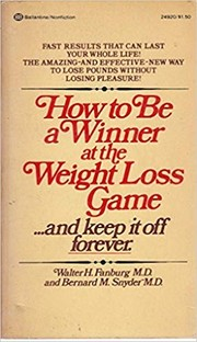 How to Be a Winner at Weight Loss