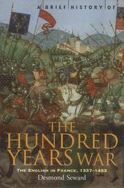 Cover of: A Brief History of the Hundred Years War