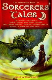 Cover of: The Mammoth Book of Sorceror's Tales