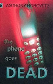 Cover of: Phone Goes Dead | Anthony Horowitz