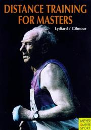Cover of: Distance Training for Masters | Arthur Lydiard