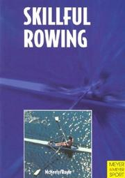Cover of: Skillful Rowing | Edward McNeely