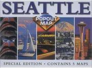 Rand McNally Seattle Popout Map