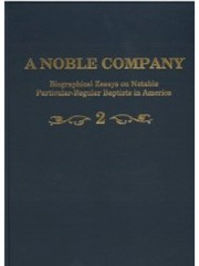 Cover of: A Noble Company. Volume 2 |