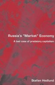 Cover of: Russia's Market Economy