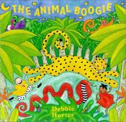 Cover of: The Animal Boogie | Debbie Harter