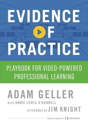 Cover of: Evidence of Practice