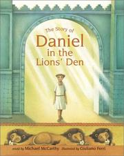 Cover of: The Story of Daniel the Lion
