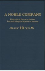 Cover of: A Noble Company. Volume 10 |