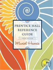 Cover of: Prentice Hall reference guide