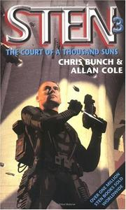 Cover of: The Court of a Thousand Suns (Sten) | Chris Bunch