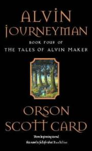 Cover of: Alvin Journeyman (Tales of Alvin Maker)