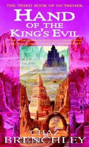 Cover of: Hand of the king's evil