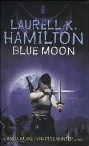 Cover of: Blue Moon (Anita Blake Vampire Hunter)