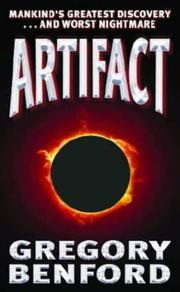 Cover of: Artifact