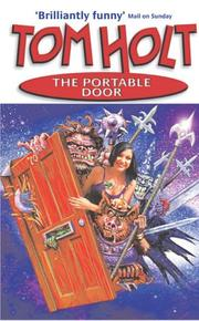Cover of: The Portable Door