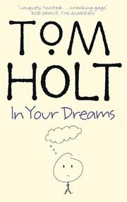Cover of: In Your Dreams (Holt, Tom)