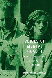 Cover of: Voices of Mental Health
