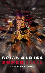 Cover of: Super-State | Brian W. Aldiss