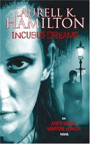 Cover of: Incubus Dreams (Anita Blake Vampire Hunter)