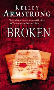 Cover of: BROKEN (WOMEN OF THE OTHERWORLD, NO 6)