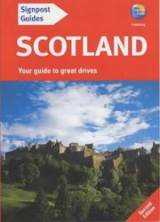 Cover of: Scotland (Signpost Guides)