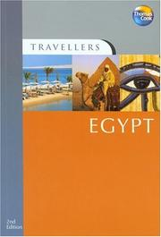 Cover of: Travellers Egypt, 2nd