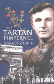 The Tartan Pimpernel by Donald C. Caskie