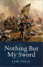 Cover of: Nothing but my sword