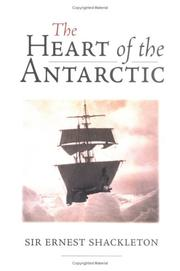 Cover of: The Heart of the Antarctic