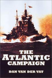Cover of: The Atlantic campaign