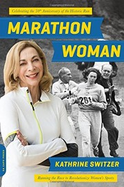 Cover of: Marathon Woman | Kathrine Switzer