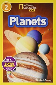 Cover of: Planets | Professor of History Elizabeth Carney